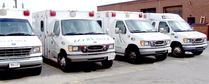 Non-Emergency Ambulance Transportation