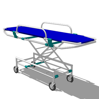 What is an Ambulance Stretcher?